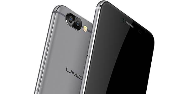 Smartphone UMIDIGI Z1 con 6 GB RAM