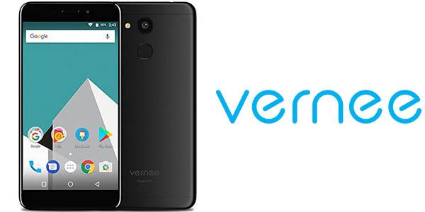 Smarphone Vernee M5