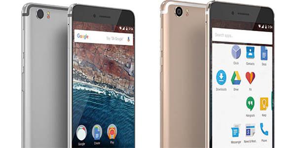 Smartphone libre Vernee Mars 4G
