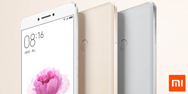 Smartphone Xiaomi Max