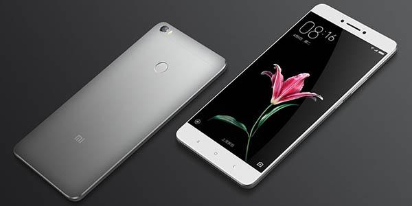 Xiaomi Max Plata