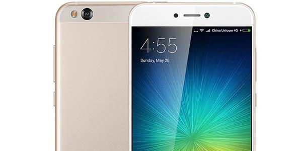 Smartphone Xiaomi Mi5C barato