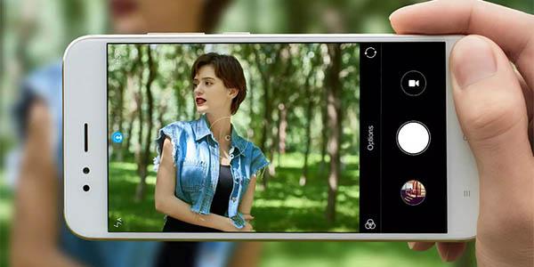 Xiaomi Mi A1 con cámara dual