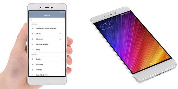 Xiaomi Mi5s barato