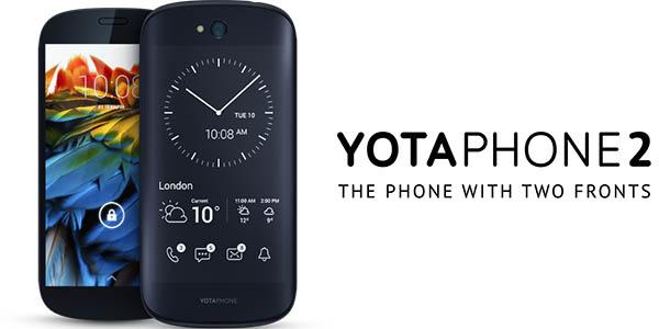 Smartphone Yotaphone 2