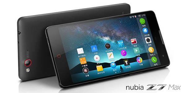Smartphone ZTE Nubia Z7 Max
