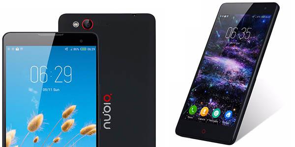 Smartphone ZTE Nubia Z7 Max barato