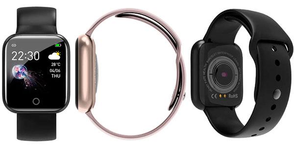 Smartwatch Bakeey I5 con monitor de frecuencia cardíaca barato