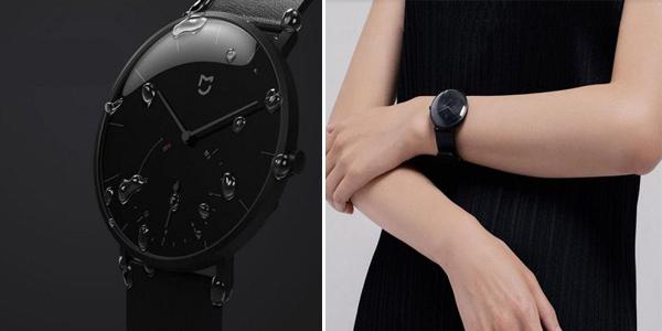 Smartwatch híbrido Xiaomi Mijia Quartz con descuento