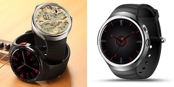 Smartwatch LEMFO LES1 en varios colores