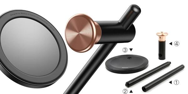 Soporte ajustable Baseus Enock para auriculares chollo en AliExpress