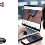 Soporte ajustable Baseus Enock para auriculares barato en AliExpress
