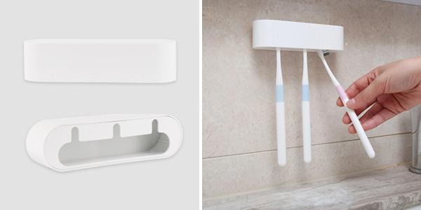 Soporte para cepillos de dientes Xiaomi barato en Banggood