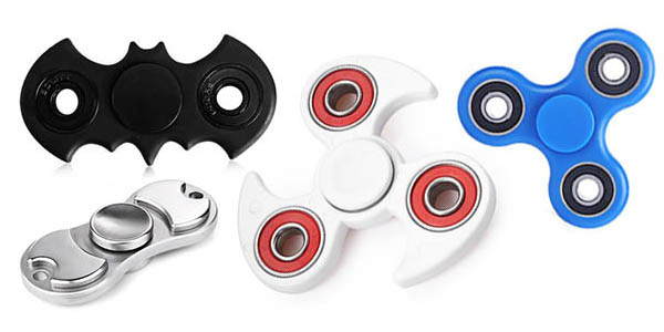 Spinners baratos