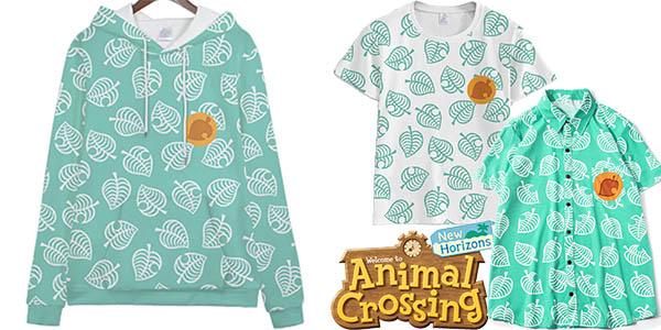 Sudaderas, camisetas y camisas de Animal Crossing