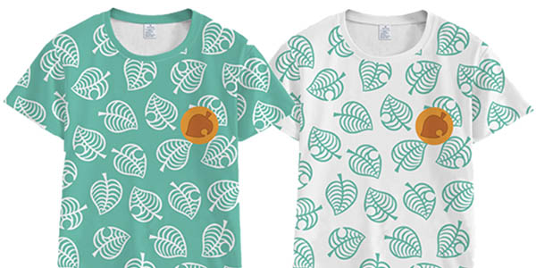 Camisetas de Tom Nook de Animal Crossing