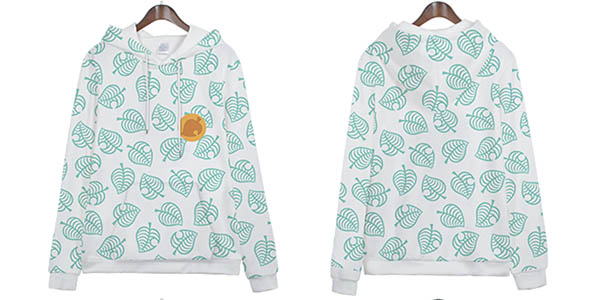 Sudadera Tom Nook de Animal Crossing