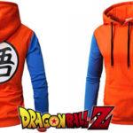 Sudadera con capucha de Dragon Ball