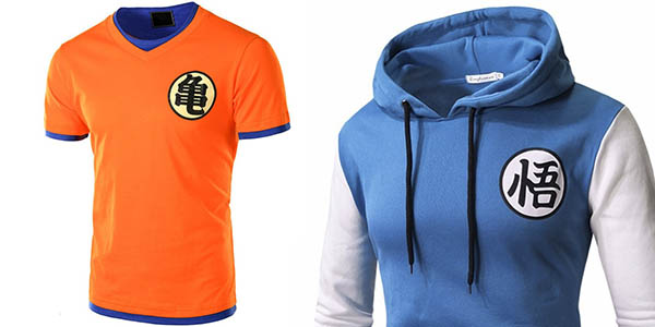 Sudadera con capucha de Dragon Ball en AliExpress
