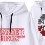 Sudadera con capucha Stranger Things chollazo en AliExpress