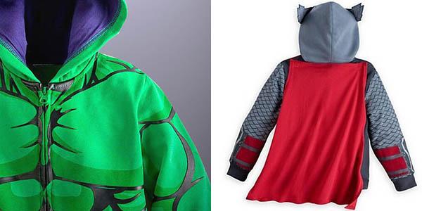 Sudaderas con capucha de los Vengadores baratas