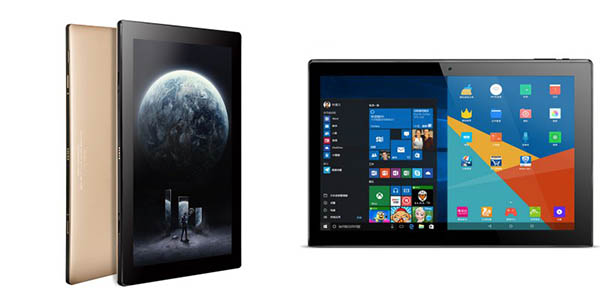 Onda OBook 20 Plus con Windows 10 + Android