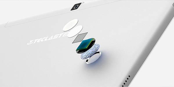 Tablet Teclast T10 con sensor de huellas dactilares