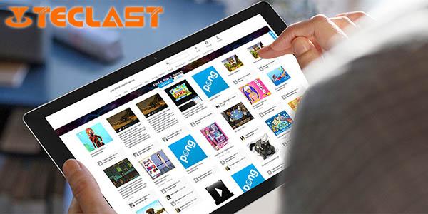 Tablet Teclast Tbook 16 Power barata