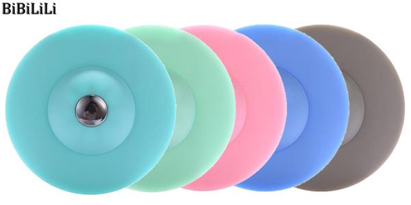 Tapón de silicona flexible con filtro barato en AliExpress