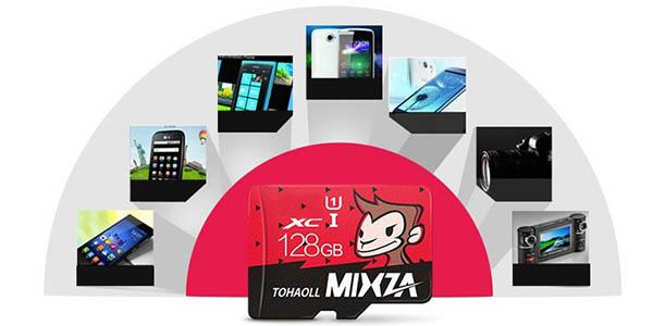 MIXZA TOHAOLL de 64 GB en Dresslily