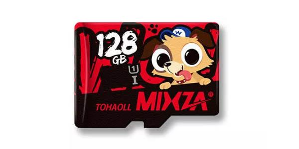 Tarjeta microSD MIXZA TOHAOLL de 128 GB