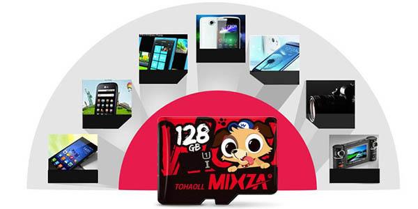 Tarjeta microSD MIXZA TOHAOLL de 128 GB barata