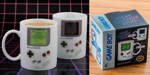 Taza térmica Game Boy de Nintendo