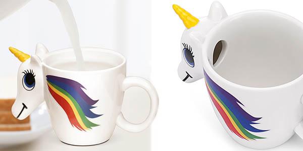 Taza mágica Unicornio COZZINE barata