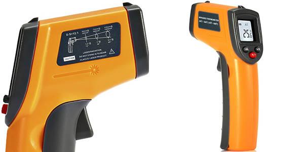 Termómetro infrarrojo sin contacto GS320