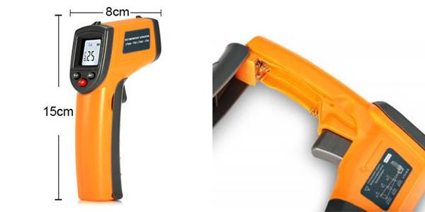 Termómetro infrarrojo sin contacto GS320 barato