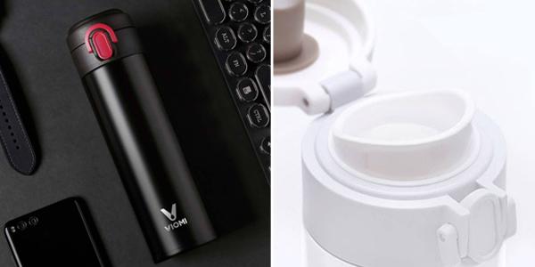 Termo Xiaomi VIOMI de acero inoxidable chollazo en Banggood