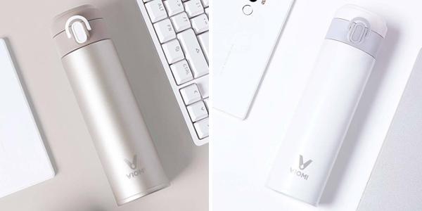 Termo Xiaomi VIOMI de acero inoxidable chollo en Banggood