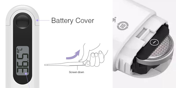 Termómetro digital Xiaomi chollazo en AliExpress