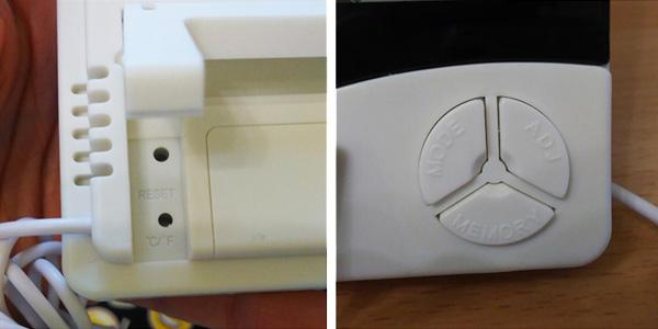 Termómetro-higrómetro digital Ketotek con pantalla LCD en AliExpress