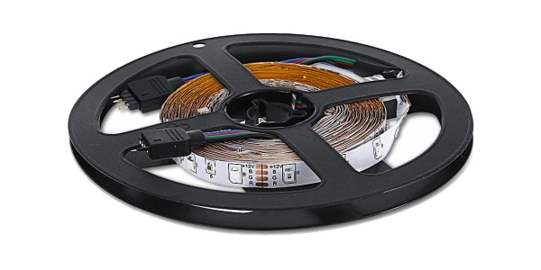 Tira LED 5 metro con control remoto chollazo en DressLily