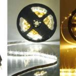 Tira LED SMD de 5 metros con 300 luces LEDs barata en BangGood