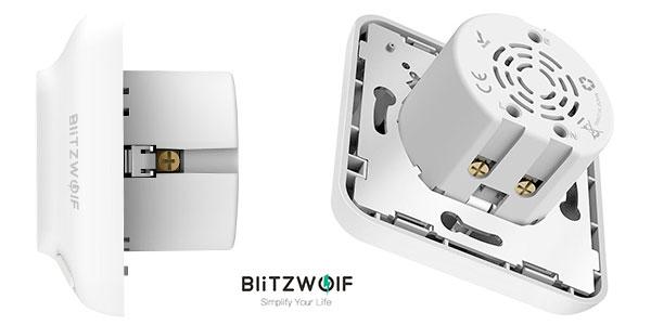 Toma de corriente BlitzWolf BW-SHP8 Wi-Fi compatible con Alexa y Google Assistant al mejor precio