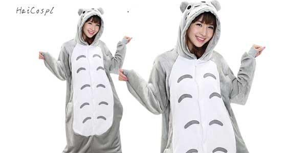Pijama mono de Totoro HaiCospl barato en AliExpress