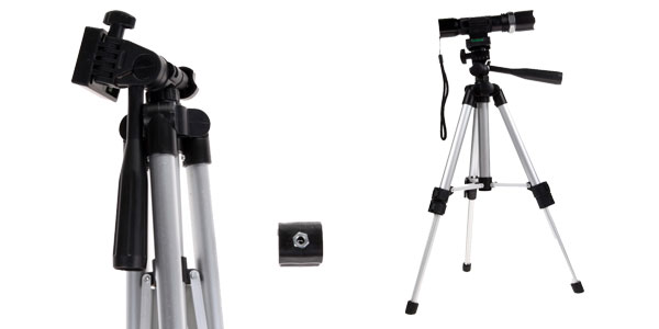 Trípode profesional Alloet 330-650 mm barato
