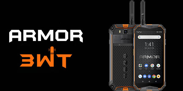 Smartphone Ulefone Armor 3WT