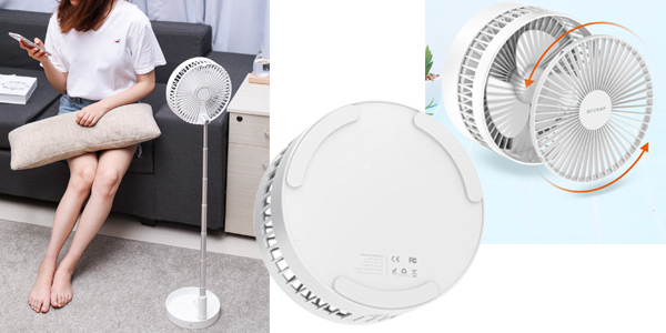 Ventilador plegable BlitzWolf BW-FUN1 chollazo en Banggood