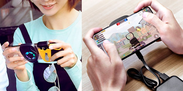 Ventilador Xiaomi Flydigi B1 para móvil barato