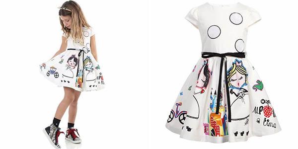 Vestido verano para niñas