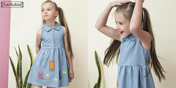Vestido para niña barato
